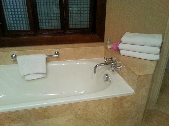 Grand Hyatt Istanbul: Ванная