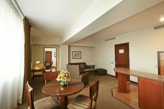 Sol de Oro Hotel & Suites: Suite Ejecutiva