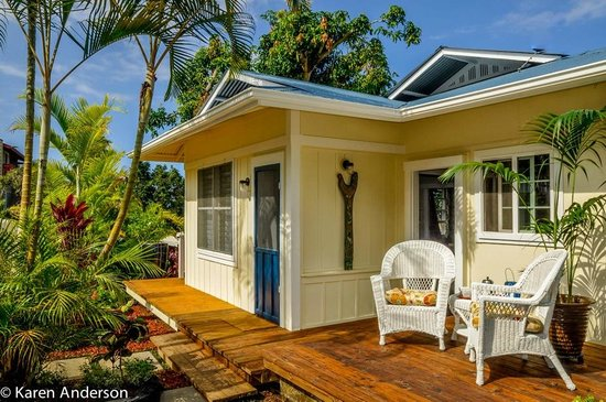 Holualoa Inn: The Darrell Hill Cottage