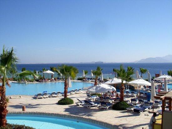 Melia Sharm Resort & Spa: Widoczek