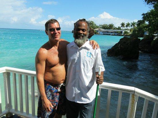 Scotch on the Rocks : Robert and Bryan