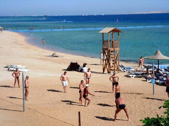Melia Sharm Resort & Spa: czysty relaks