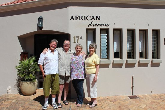 African Dreams Guest House: The Gang