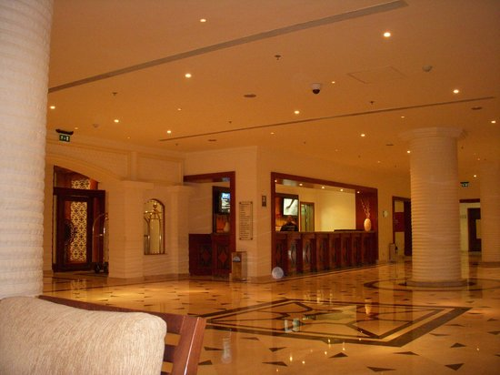 Melia Sharm Resort & Spa: lobby