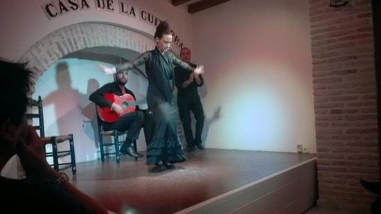 Casa de la Guitarra: excellent