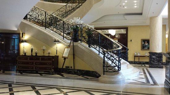 The Ritz-Carlton, Berlin : lobby do hotel