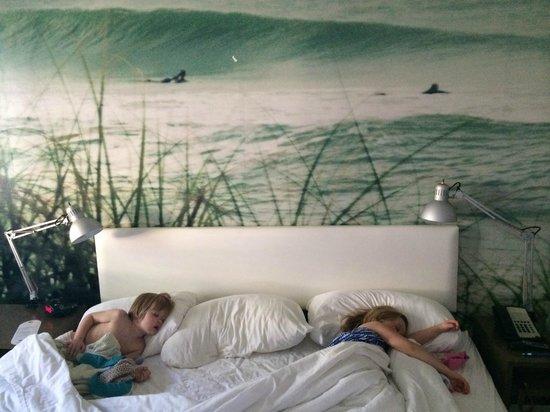 Postcard Inn on the Beach: Garden King room