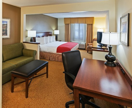 Country Inn & Suites By Carlson, Wichita Northeast: Spacious Studio King Suite