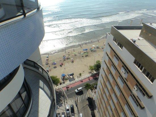 D'Sintra Hotel: praia