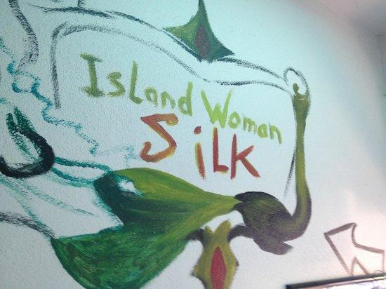 Island Woman Silk