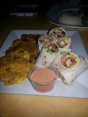 Punto de Vista Restaurant & Bar: Fish Tacos