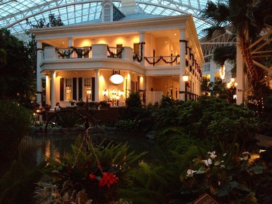 Gaylord Opryland Resort & Convention Center: Old Hickory Steakhouse