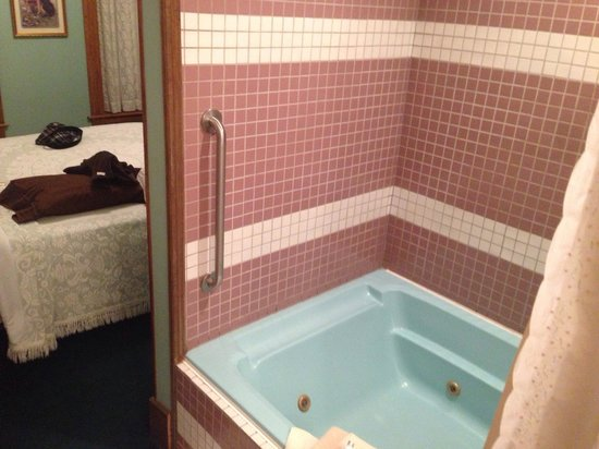 Grand Central Hotel: Room 207 Jacuzzi