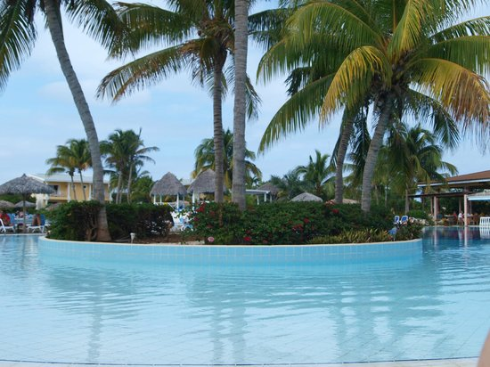 Melia Cayo Santa Maria: Beautiful pool area