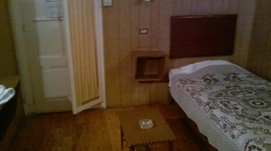 Pension Roma: bed2