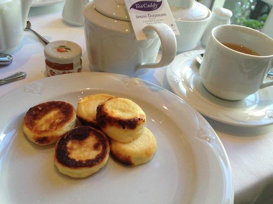 Golden Triangle Hotel : завтрак