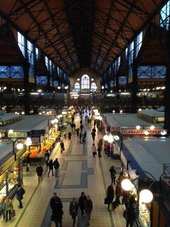 Central Market Hall: Galleria