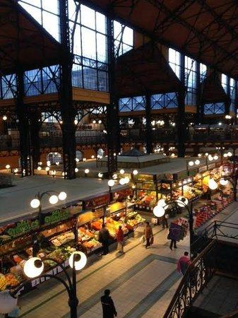 Central Market Hall: Piano terra 1