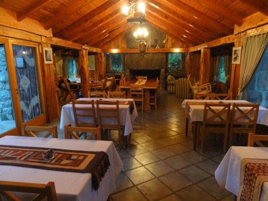 La Paz Patagonia: Comedor principal