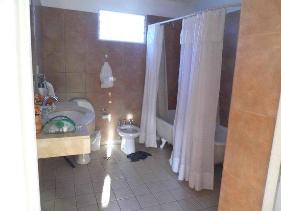 Hostal Pueblo Andino : Banheiro