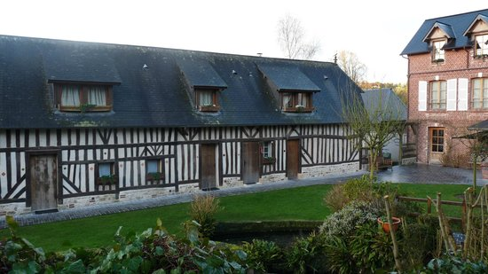 Auberge de la Source - Hotel de Charme: la longère