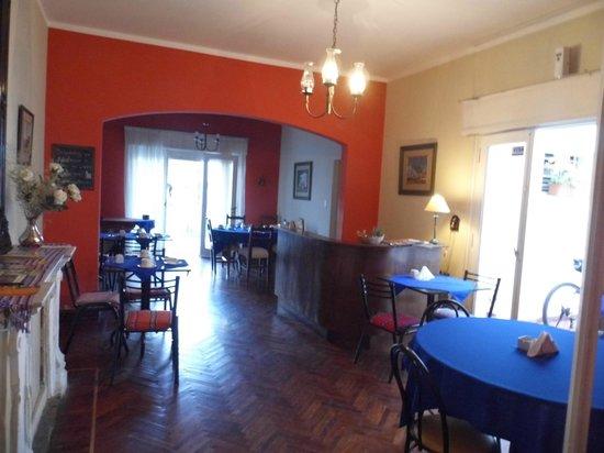 Hostal Pueblo Andino: Hall