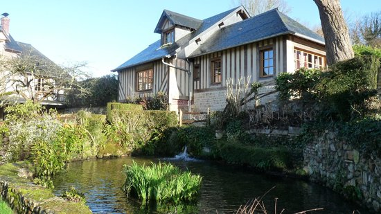 Auberge de la Source - Hôtel de Charme : les cottages