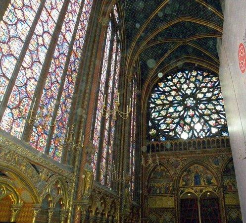 Sainte-Chapelle : St Chapelle