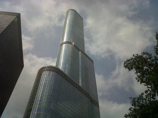 Trump International Hotel & Tower Chicago: Scy scraper