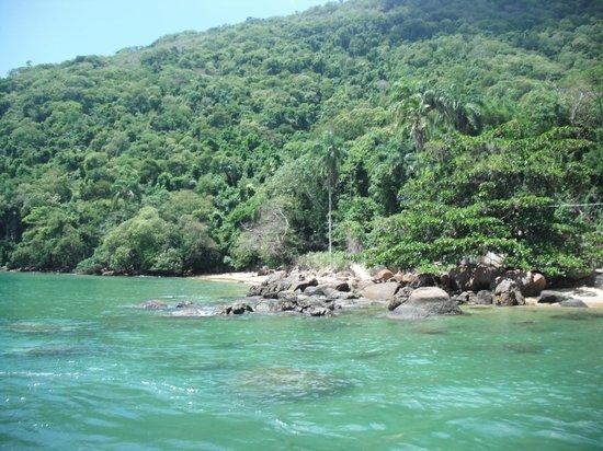 Pousada Recanto dos Passaros : Praias limpíssimas, mas precisam da nossa colaboração para preservar esse paraíso