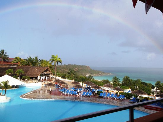 Rainbow - Picture of Sol Rio de Luna y Mares, Guardalavaca ...