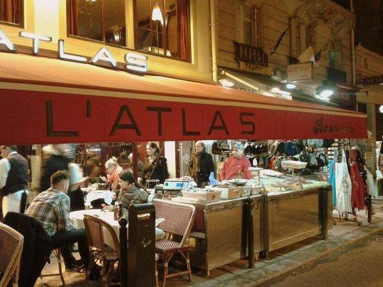 Brasserie L'Atlas