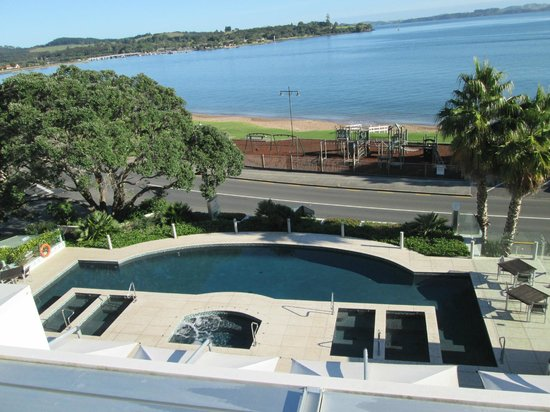 Paihia Beach Resort & Spa: awesome views