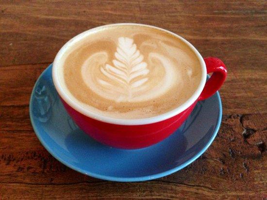 Coffee Club : latte art