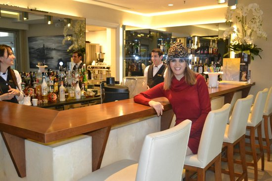 CVK Hotels Taksim : The sweet bar