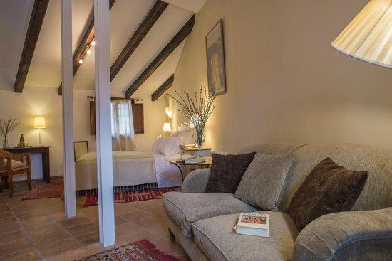 Hotel Alavera de los Banos : Suite