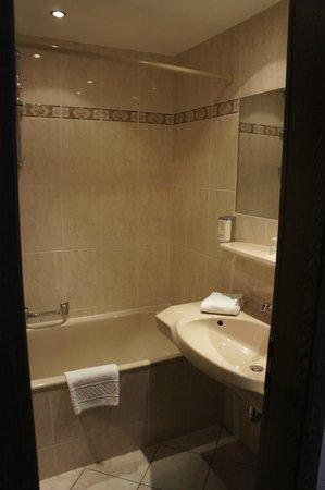 Moselpark: badkamer
