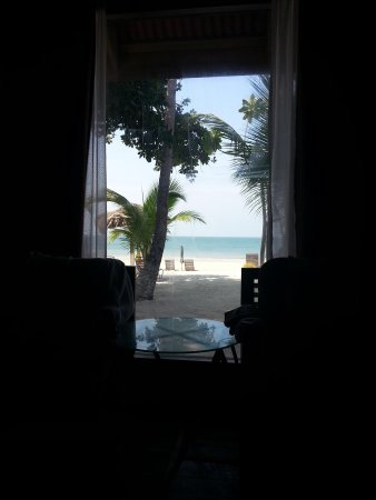 Malibest Resort: Sea View in our room