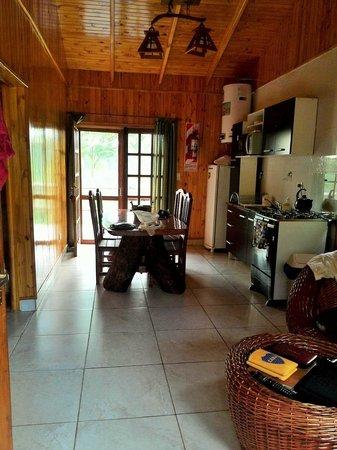 Costa del Sol Iguazu : cocina comedor