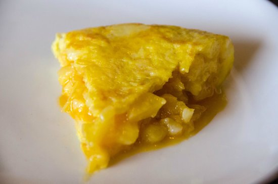 The Lonely Tree Cafe : Spanish Tortilla