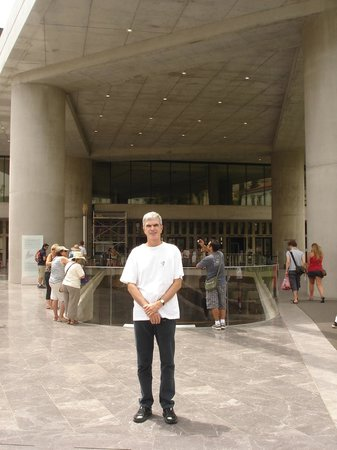 Akropolismuseum: The new Acropolis Museum in Athens