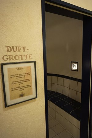 Moselpark: duff grotte