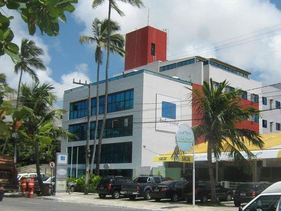 Ambassador Flat Hotel: Fachada do hotel