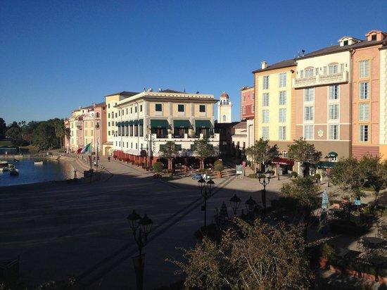 Loews Portofino Bay Hotel at Universal Orlando : Foto do Hotel (interna)