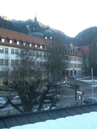 Hotel Klosterhotel Ludwig der Bayer: It was very quiet and serene!