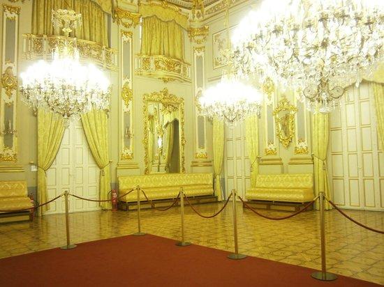 Real Casino de Murcia: Este es el magnífico salón de baile