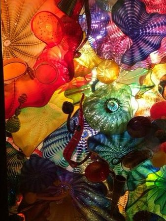 Chihuly Garden and Glass: Through the Looking Glass