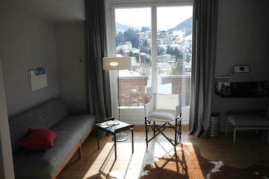 Hotel Miramonte : Zimmer