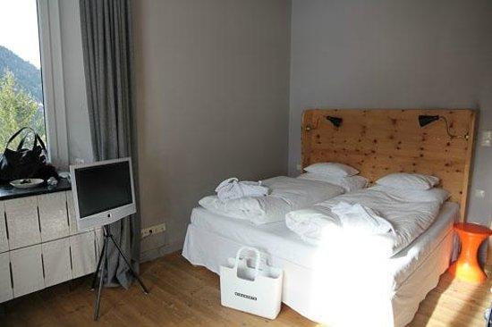 Hotel Miramonte : Bett