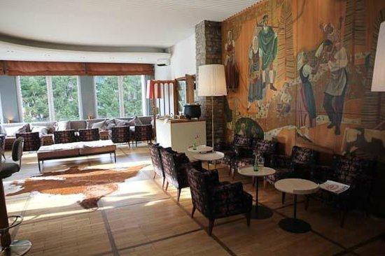 Hotel Miramonte: Bar